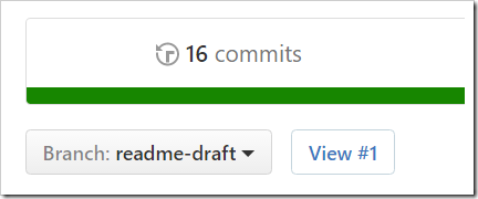 readme-draft branch contains 16 commits