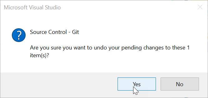 git how to undo file delete