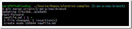 git merge origin/I-am-a-new-branch